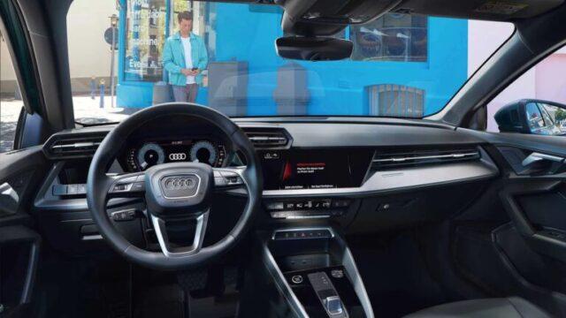 Audi A3/S3 内装
